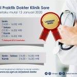 Klinik Sore Website
