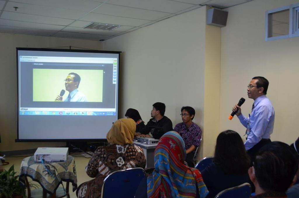 Seminar Promosi Kesehatan Sebagai Bagian Integral Pelayanan Rumah Sakit Rumah Sakit Akademik Ugm Yogyakarta