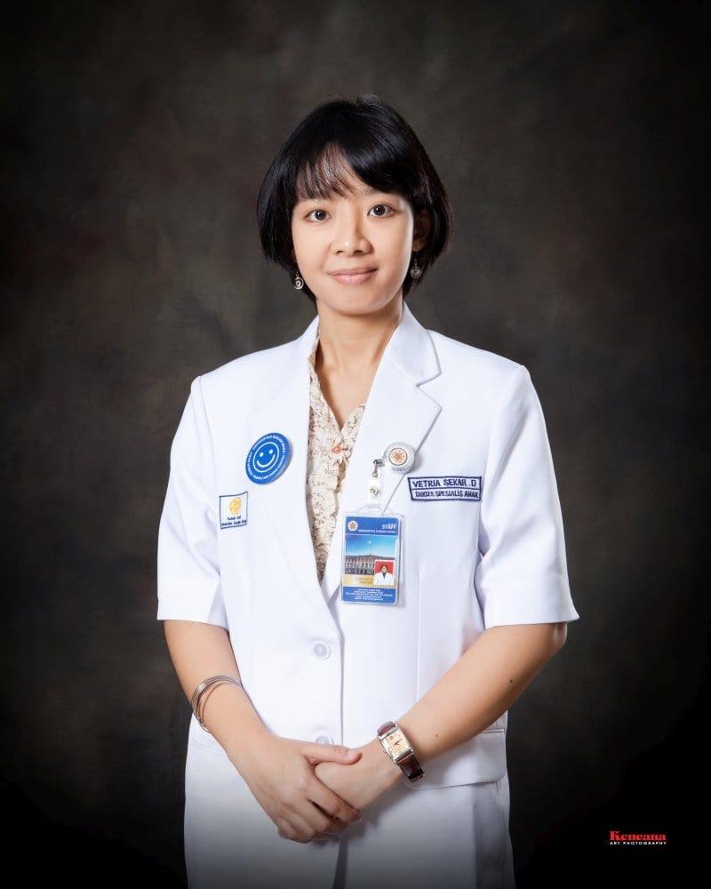 dr.Rr.Vetria Sekar Damayanti,M.Sc.,Sp.A