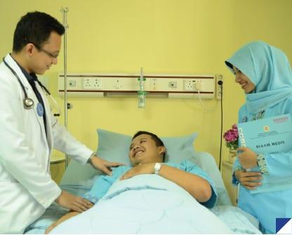 rawat inap rumah sakit UGM