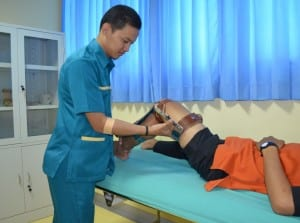Pelayanan ortotik prostetik